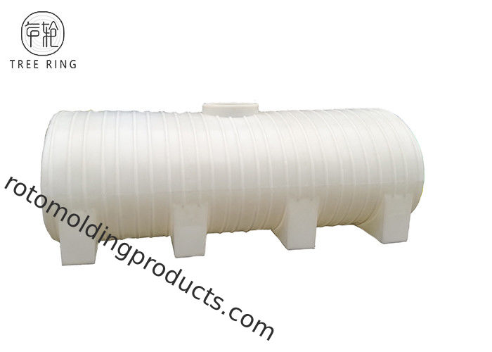 5000L Roto Mold Tanks , Definition Transport Leg Style Water Storage Tank Hauling