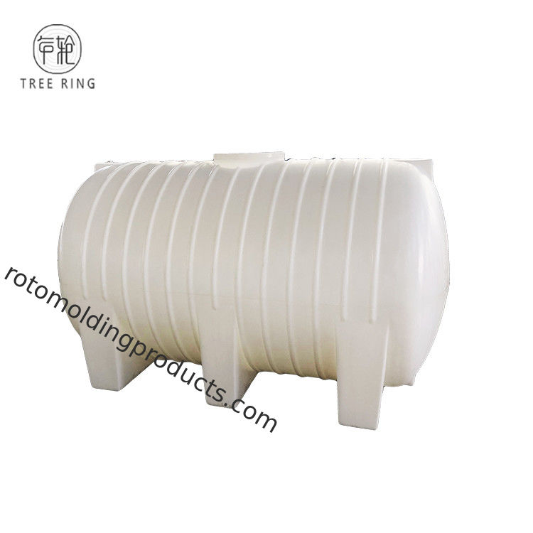 OEM Plastic Sump Bottom Transport Roto Mold Tanks 800 Gallon With Leg For Fertilizer